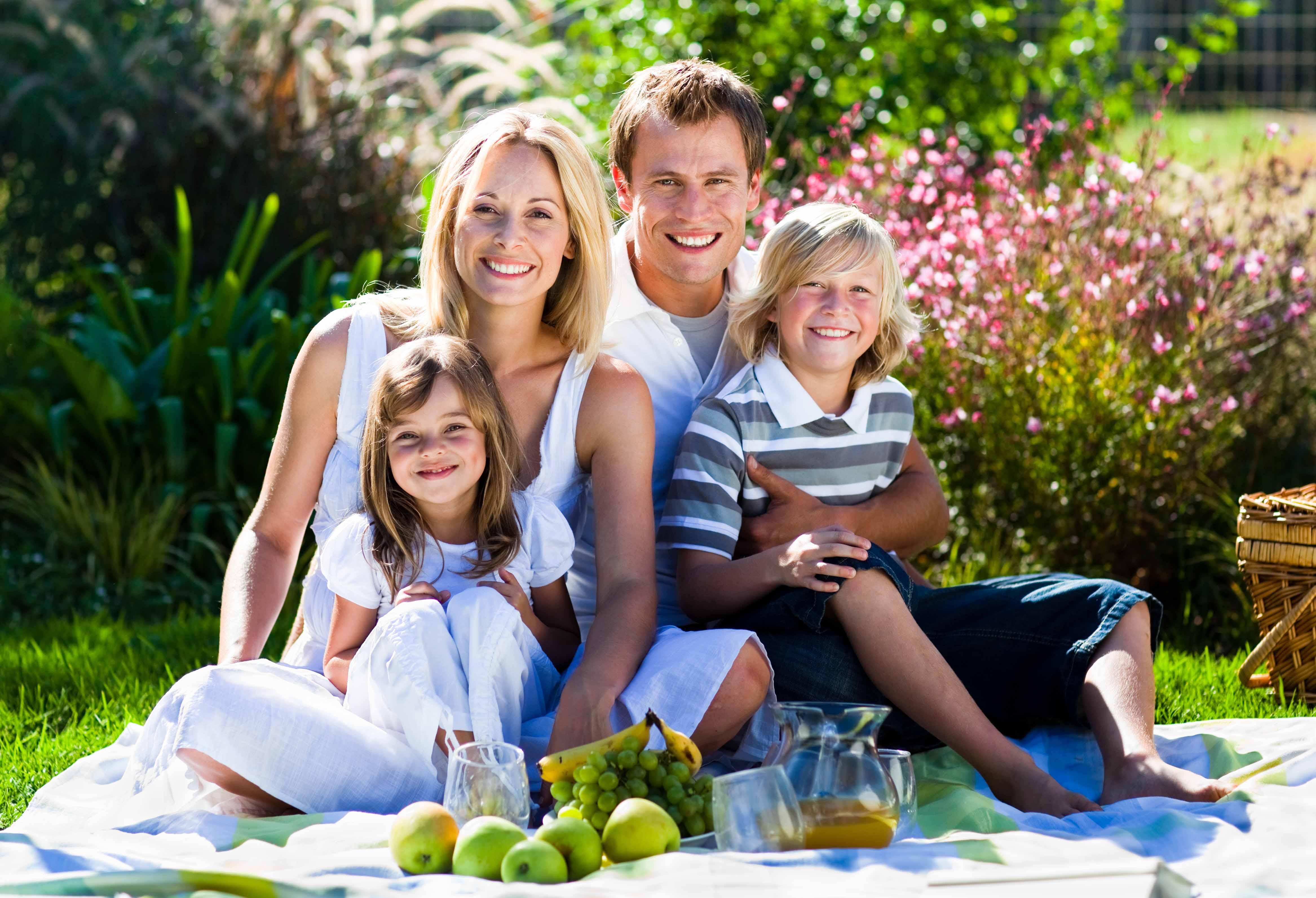 картинки семья отдыхает дома фольгу контейнер-пароварку